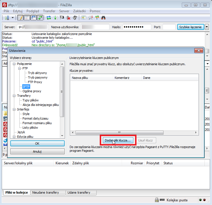filezilla how to go faster